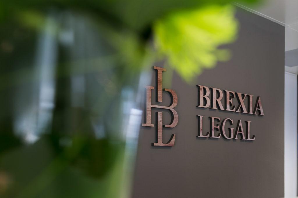 Detalle logo Brexia Legal