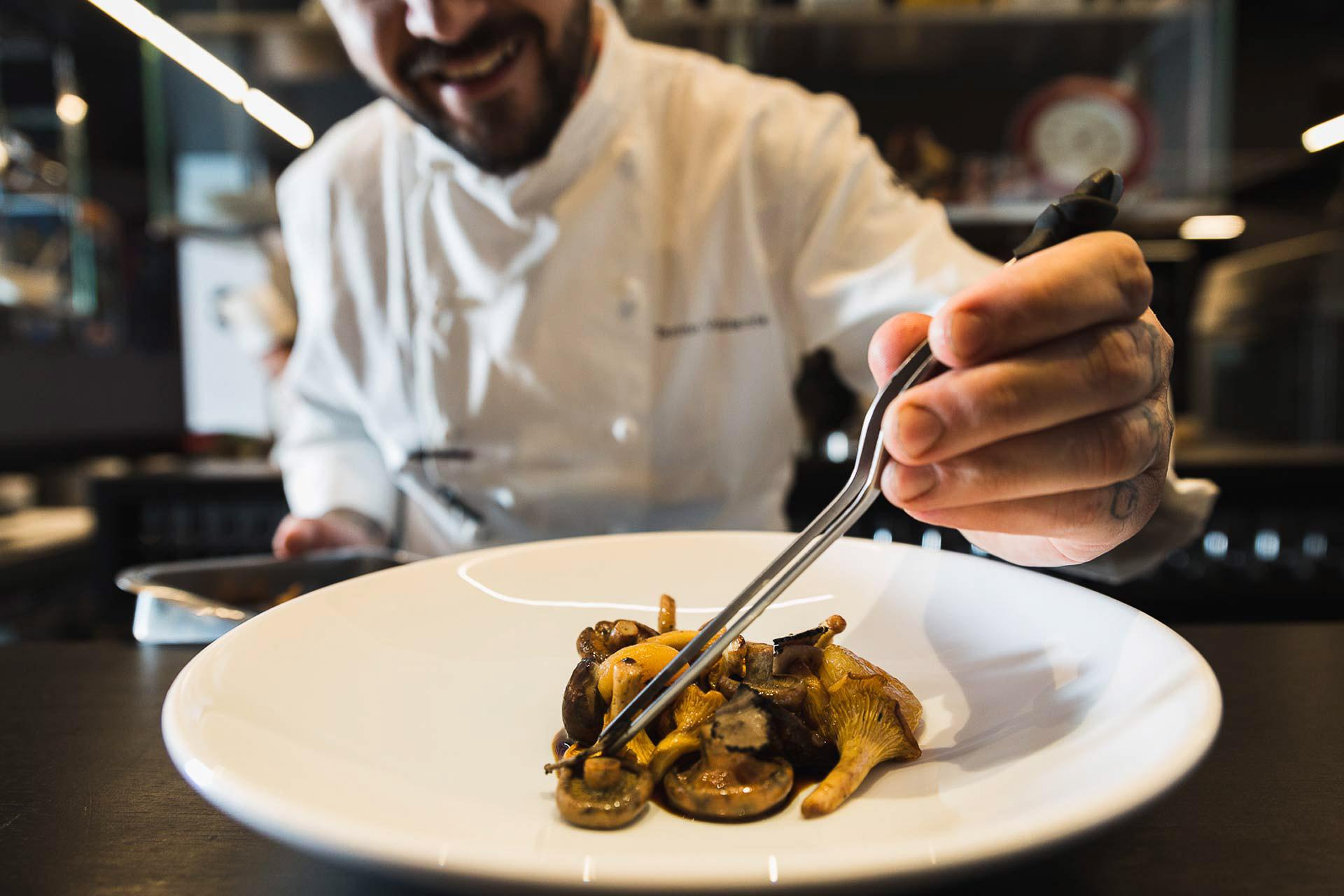 Fotografia gastronomica Huesca Tatau Ambar