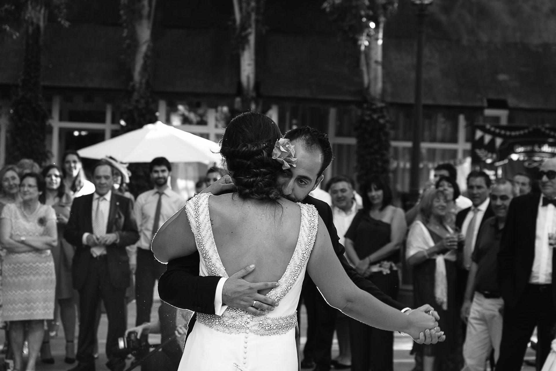 Boda Finca La Quinta Zaragoza Baile