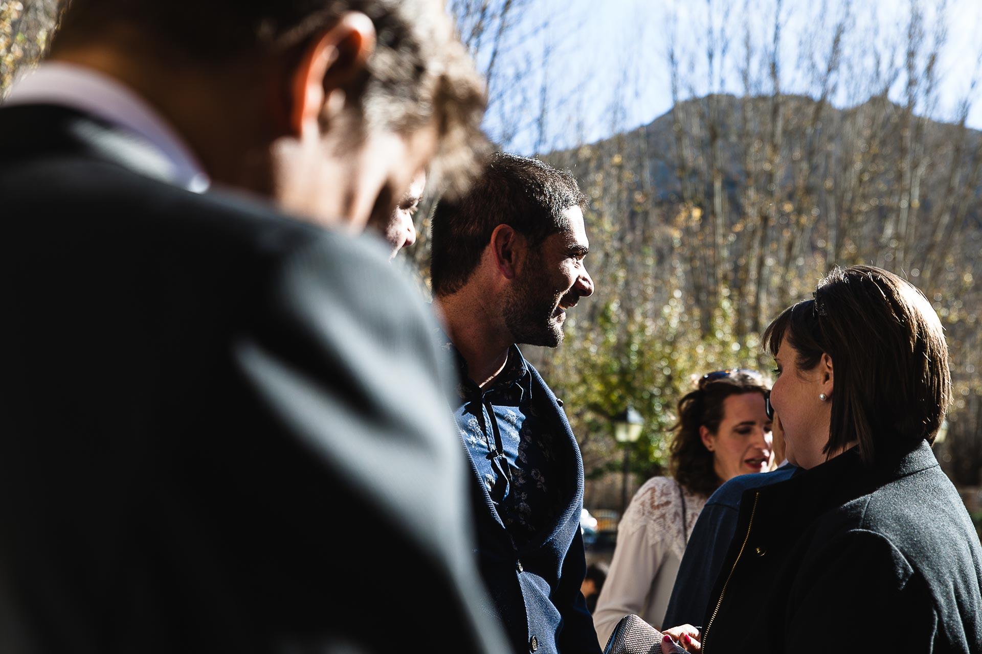 Boda en el Molino Alto, Aliaga, Teruel saludos gente