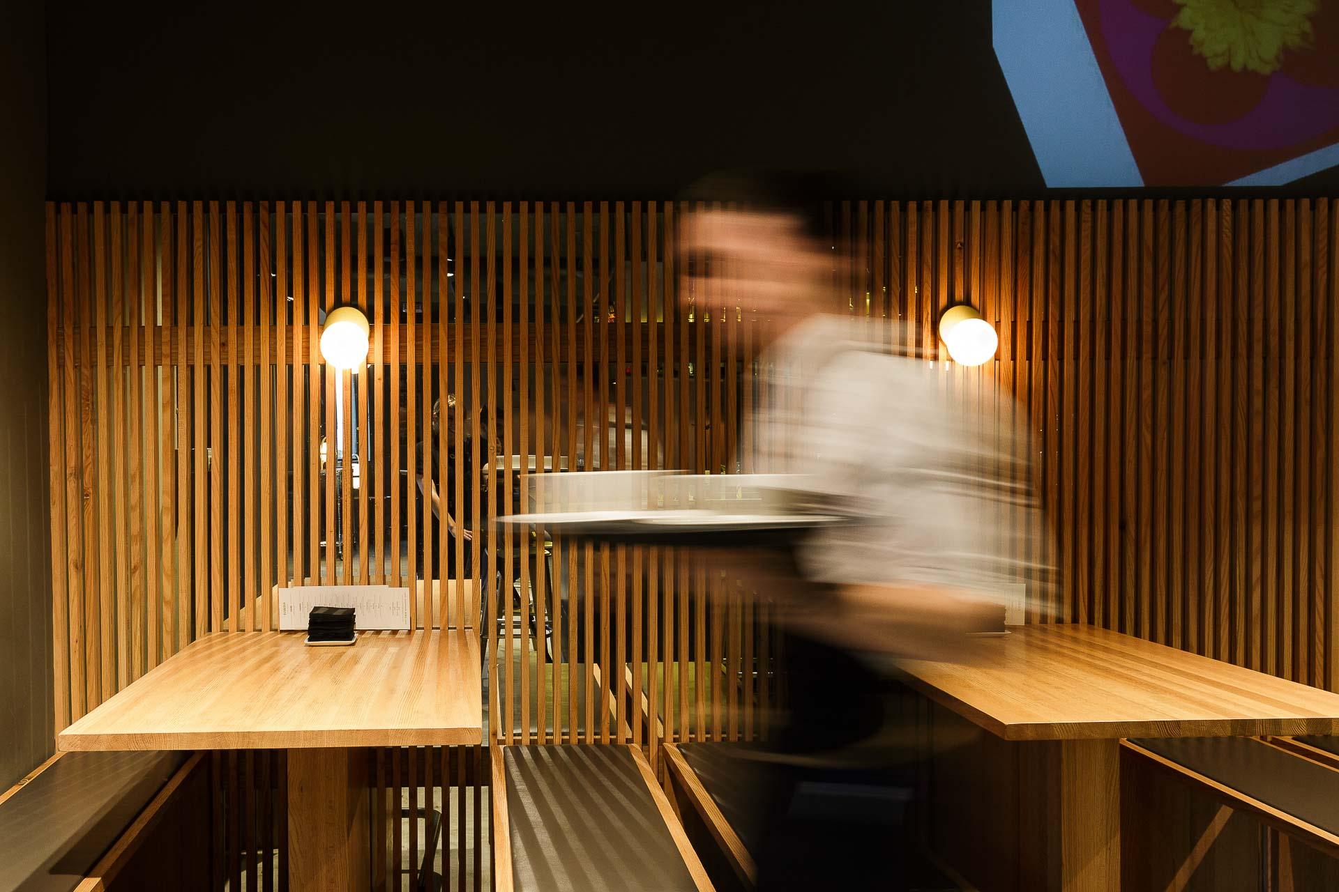 Fotografia Interiores Garbo Zaragoza Camarero