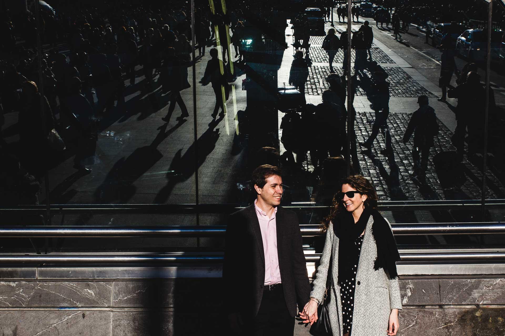 Fotografia Preboda Madrid Sesion pareja KM 0